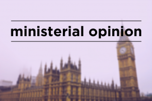 Ministerial opinion